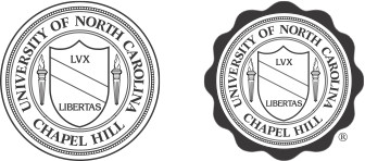 University of North Carolina seal
