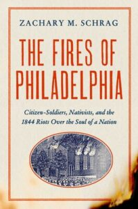 Fires of Philadelphia book cover